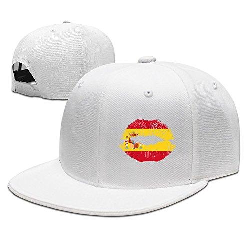 YOKO Hats - Cappellino da baseball - Uomo White Taglia unica