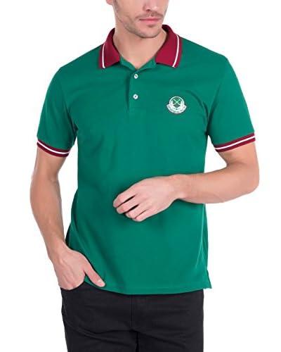 SIR RAYMOND TAILOR Men'S Polo Shirt Short Sleeve Sole VERDE