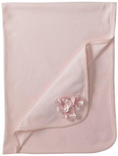 Biscotti Baby-Girls Newborn Hide And Seek Blanket, Pink, One Size