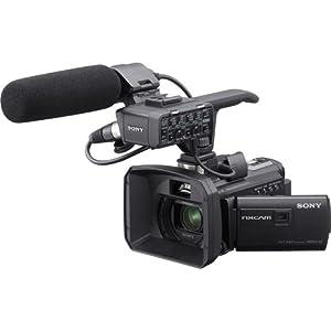 Sony HXR-NX30U NXCAM Palm Size Full HD Professional Camcorder