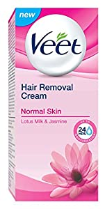 Veet Hair Removal Cream, Normal Skin