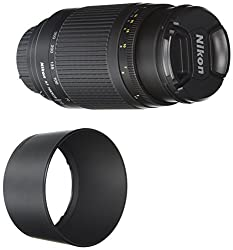 Nikon AF 70-300mm f/4.0-5.6G Telephoto Zoom Lens for Nikon DSLR Camera