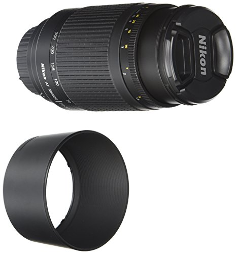 Nikon 1928 70-300 mm f/4-5.6G Zoom Lens with Auto Focus for Nikon DSLR Cameras
