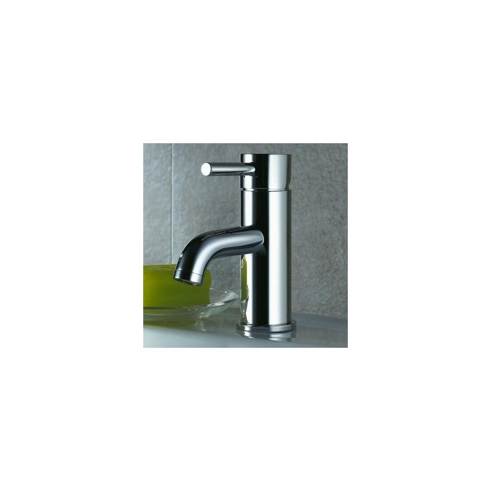 Artos F101-1CH Twist Lavatory Faucet Chrome