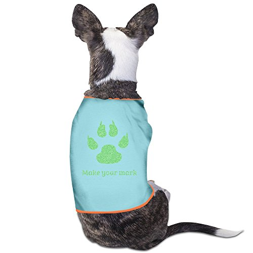 [Bekey Cool Make Your Mark.PNG Pet Dog Puppy Pets Costumes For Small And Medium Dogs And Cats SkyBlue Size] (Mark Twain Costumes)