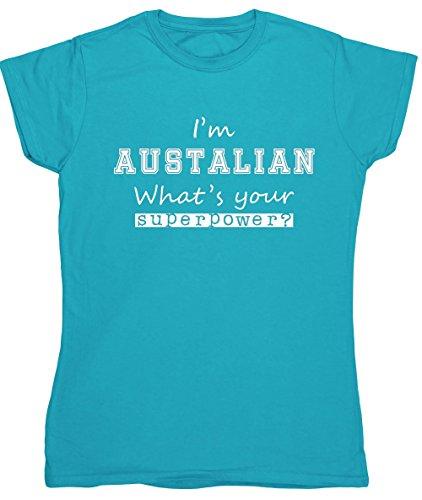hippowarehouse-damen-t-shirt-x-large-gr-x-large-saphirblau