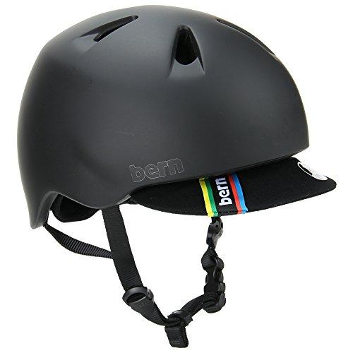 BERN バーン Nino ニノ XS/S Matte Black マットブラック VJBMBKV サイクリング ヘルメット [並行輸入品]