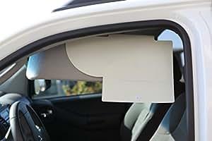 mega shade 100 sun visor extender 2 visor per package driver passenger side with. Black Bedroom Furniture Sets. Home Design Ideas