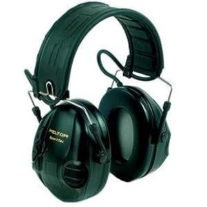 Amazon.com : 3M Peltor SportTac Shooting Ear Muffs Headband : Sports & Outdoors