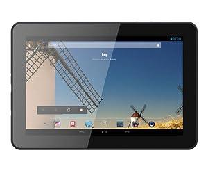 """bq Edison 2 32GB Tablette Tactile 10.1 """" Android Noir"""