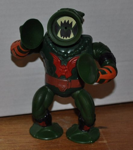 Vintage Leech 1985 (Series 4) - Original He-man and the Masters of the Universe - MOTU - Mattel Collectible Action Figure - 1