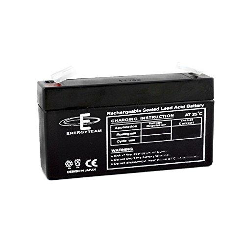 Batterie au ploMB étanche EnergyTeam 1,3Ah 6 V