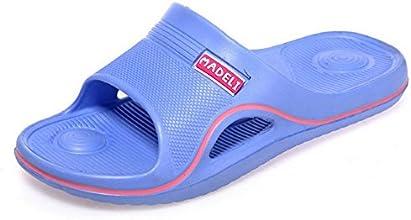 Bettyhome Women39s Spa Massage Foam Non-slip Bathroom Shower Household Beach Slippers Sandals 9 BM U