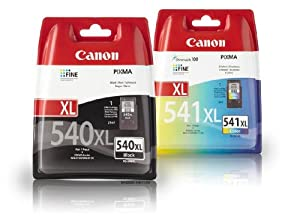 Canon XL Original Ink Cartridges for Pixma MG3550 - Black