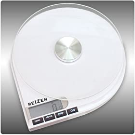 Reizen Talking Kitchen Scale - English/Spanish