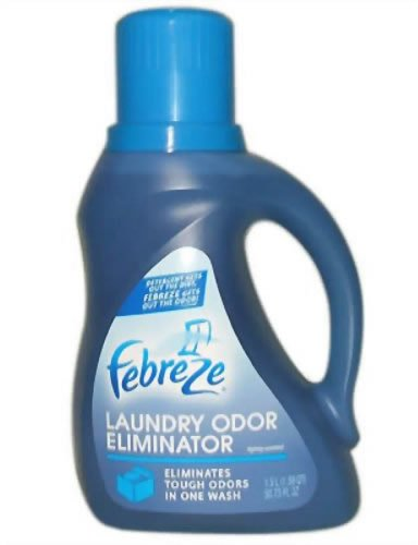 Febreze Laundry Odor Eliminator 50 Fl Oz