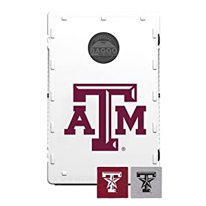 Baggo 2067 Texas A&M University Aggies Complete Baggo Bean Bag Toss Game by Baggo