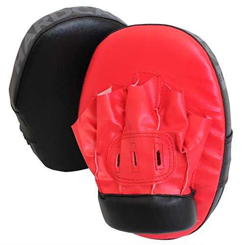 Hardcastle-Focus-Hook-Jab-Sparring-Glove-Pads-Pair