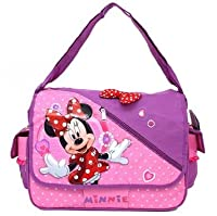 Disney Minnie Mouse - All About Bow Messenger Bag from Disney