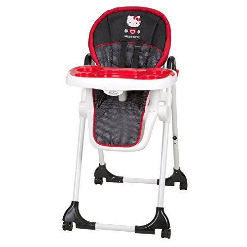 Baby Trend High Chair, Hello Kitty Classic Dot