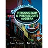 img - for Title: EXPERIENCING INTRO. INTERM.ALG book / textbook / text book