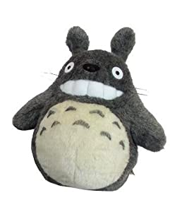 "Totoro 11"" Smiling Plush Doll By Tiny Deal"