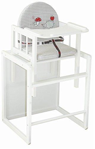 preisvergleich und test roba 7512w v148 kombihochstuhl. Black Bedroom Furniture Sets. Home Design Ideas
