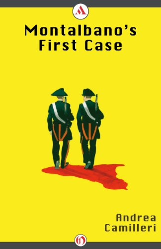 Image of Montalbano's First Case (The Inspector Montalbano Mysteries)