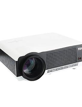tiho® - WXGA 2800 lumens projecteur LCD avec entrée HDMI Tuner TV