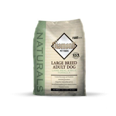 Diamond Dog Food Large Breed Senior