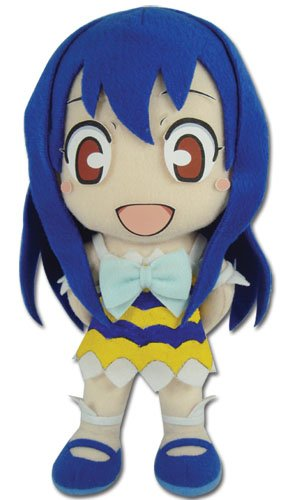 "Great Eastern Fairy Tail 9"" Wendy Marvell Plush - 1"