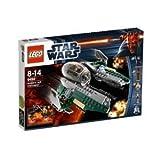 Toy / Game Lego Star Wars 9494 - Anakins Jedi Interceptor With 5 Minifigures Mining Robot And Platform