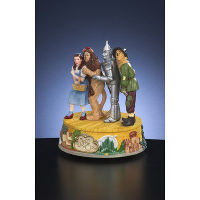 Four Character Figurine