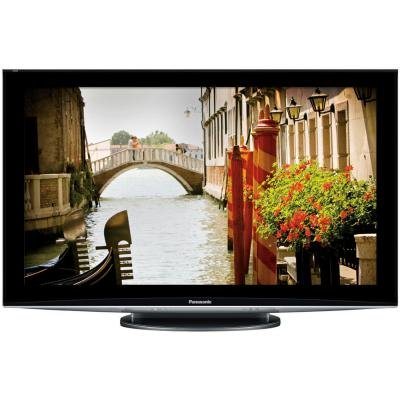 Panasonic TC-P50V10 is the Best 50- to 52-Inch HDTV for Watching Sports or Playing Video Games