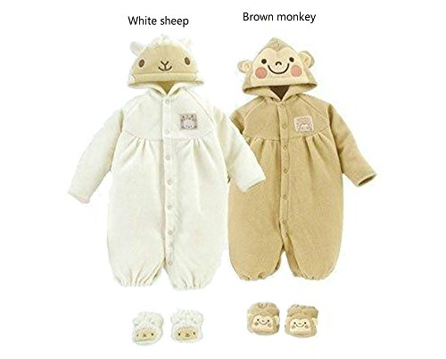 Baby Monkey Outfit front-1045794