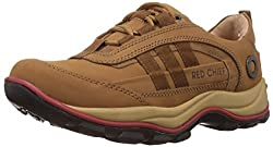 Redchief Mens Rust Leather Trekking and Hiking Footwear Shoes - 6 UK (RC2021 022)