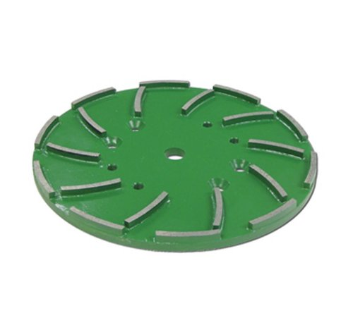 EDCO 19165 Turbo Grinder Accessory Green  Concrete Disc