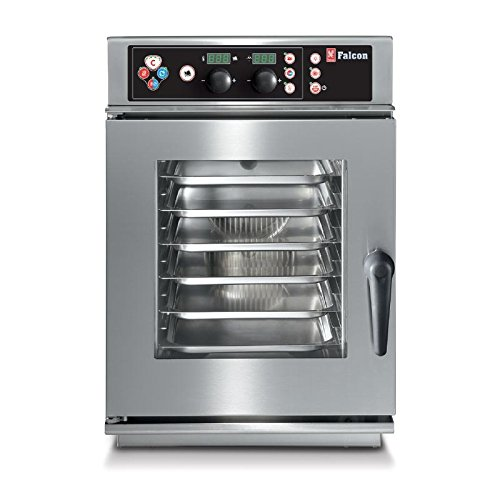 Falcon 6 Grid Combi Heavy Duty Oven Manual 3 Phase 625mm Commercial Kitchen Restaurant Cafe