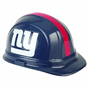 NFL New York Giants Hard Hat by WinCraft