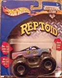 2001 Hot Wheels �ۥåȥ������� Monster Jam Red Dot REPTOID 1:64 �������� Collectib...