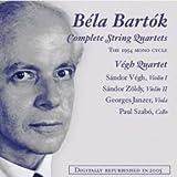 バルトーク:弦楽四重奏曲全集 / ヴェーグ弦楽四重奏団