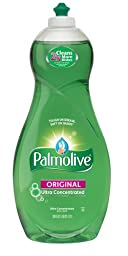 Ultra Palmolive Original 146118 Dishwashing Liquid, 38 oz Bottle (Case of 9)