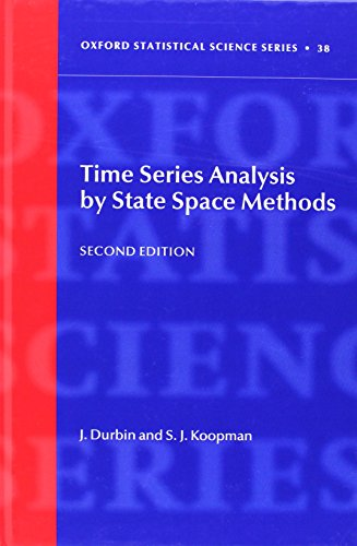 Time Series Analysis By State Space Methods (Oxford Statistical Science) back-75929