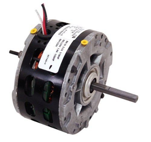 Ao Smith 96 5.0-Inch Frame Diameter 1/15 Hp 1050 Rpm 115-Volt 3-Amp Sleeve Bearing Blower Motor
