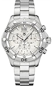 TAG HEUER AQUARACER CAF101F.BA0821 GENTS STAINLESS STEEL CASE CHRONOGRAPH WATCH