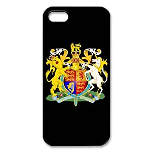 Josephine2855 Royal Signals of England iPhone 5 Hard Case Mobile Case Cover