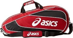 Buy ASICS Challenger Racquet Bag (Red Black) by ASICS