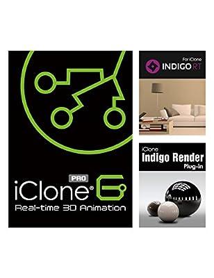 iClone 6 PRO Render Bundle [Download]