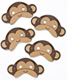 Teaching Resource Sack - 5 Jumping Monkeys Song Mask Set