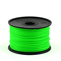 3D Printer Filament PLA (Lime Green, 1.75mm)